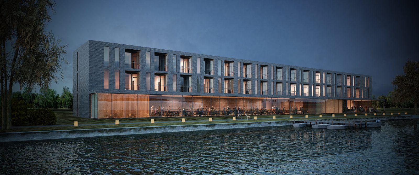 Wettbewerb Hotel Trixi