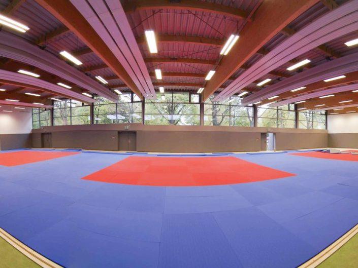 OSP Sporthallen Leipzig