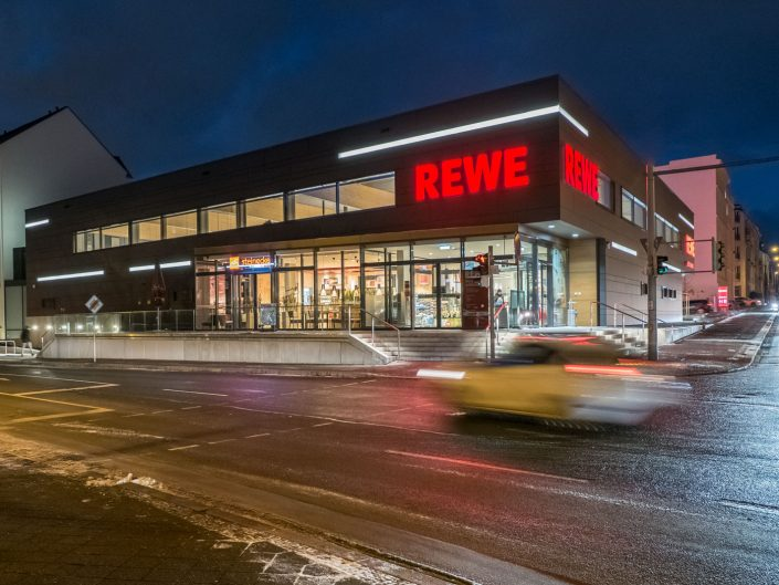 REWE Supermarkt Leipzig-Gohlis