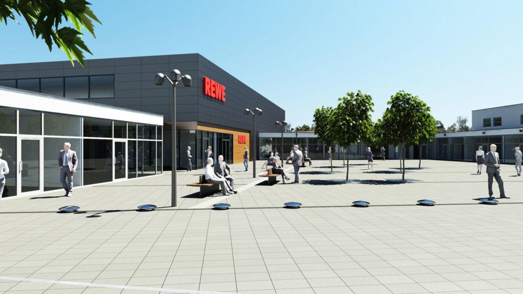 Sonnenpark Center Franzosenallee Leipzig