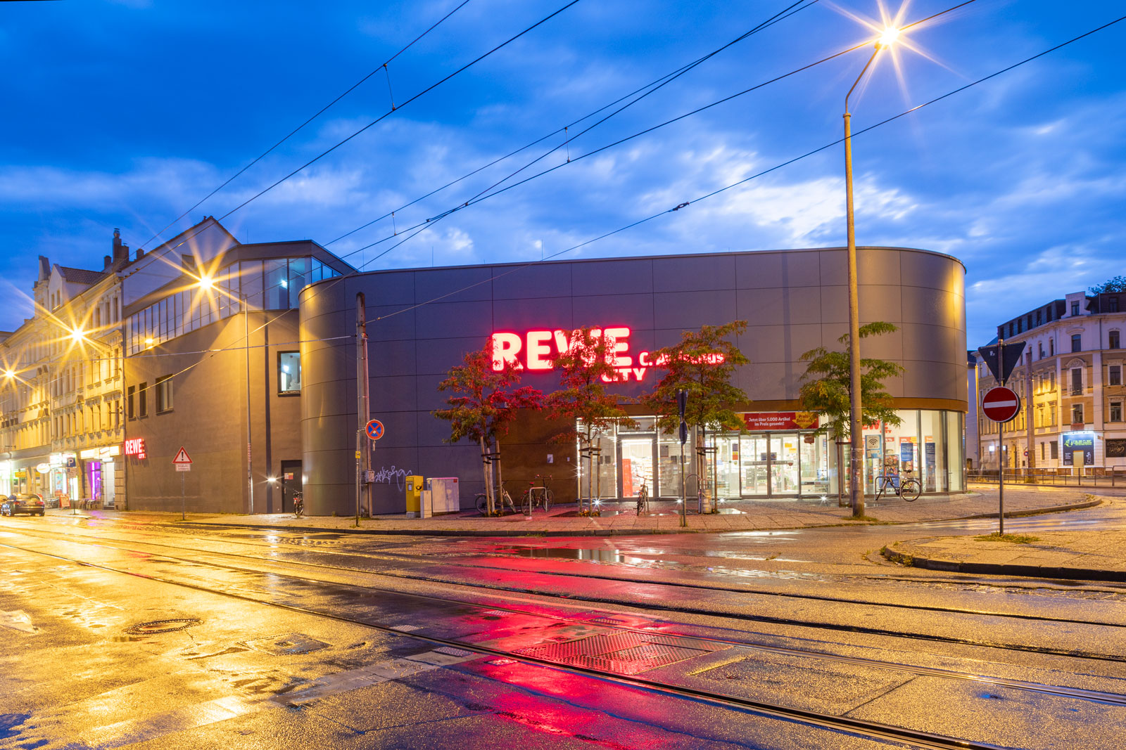 REWE Antonienstraße